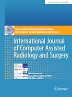International Journal of Computer Assisted Radiology and Surgery 8/2021