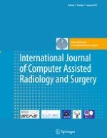 International Journal of Computer Assisted Radiology and Surgery 1/2012