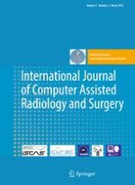 International Journal of Computer Assisted Radiology and Surgery 2/2012