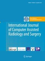 International Journal of Computer Assisted Radiology and Surgery 5/2012