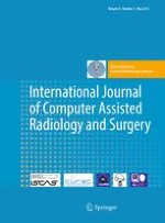 International Journal of Computer Assisted Radiology and Surgery 3/2013