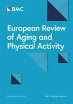 European Review of Aging and Physical Activity 1/2017