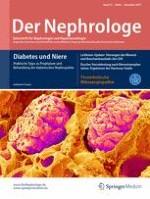 Der Nephrologe 6/2017