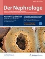 Der Nephrologe 3/2018