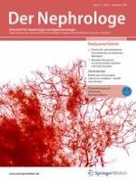 Der Nephrologe 6/2018