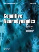 Cognitive Neurodynamics 5/2019