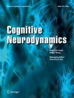Cognitive Neurodynamics 2/2014