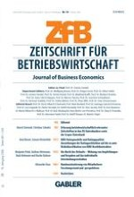 Journal of Business Economics 10/2008