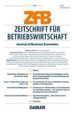 Journal of Business Economics 3/2009