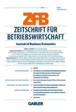 Journal of Business Economics 3/2011