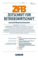Journal of Business Economics 9/2011