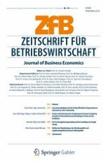 Journal of Business Economics 10/2012