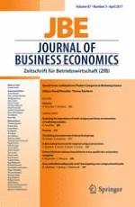 Journal of Business Economics 3/2017