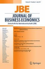 Journal of Business Economics 5/2017
