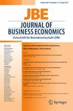 Journal of Business Economics 3-4/2018