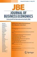 Journal of Business Economics 3-4/2018
