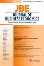 Journal of Business Economics 7-8/2018