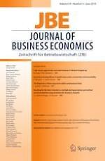 Journal of Business Economics 4/2019