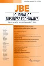 Journal of Business Economics 5-6/2020