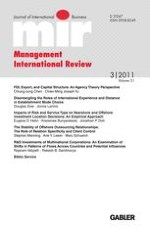 Management International Review 3/2011