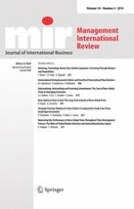 Management International Review 4/2014