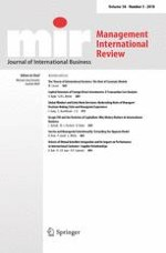 Management International Review 3/2018