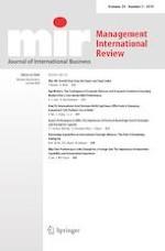 Management International Review 3/2019