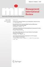 Management International Review 2/2020