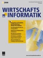 WIRTSCHAFTSINFORMATIK 3/2008