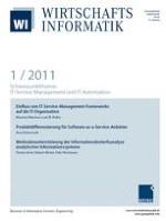 WIRTSCHAFTSINFORMATIK 1/2011