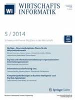 WIRTSCHAFTSINFORMATIK 5/2014