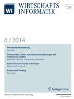 WIRTSCHAFTSINFORMATIK 6/2014
