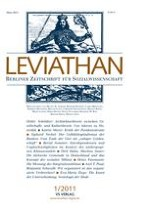 Leviathan 1/2011