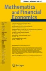 Mathematics and Financial Economics 3/2017