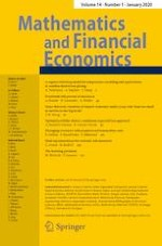 Mathematics and Financial Economics 1/2020