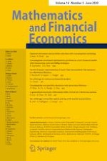 Mathematics and Financial Economics 3/2020