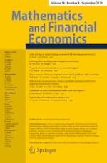 Mathematics and Financial Economics 4/2020