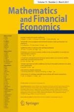 Mathematics and Financial Economics 2/2021