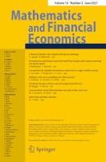 Mathematics and Financial Economics 3/2021