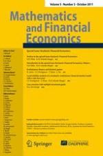 Mathematics and Financial Economics 3/2011