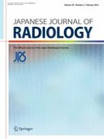 Japanese Journal of Radiology 2/2012