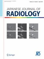Japanese Journal of Radiology 4/2014