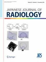 Japanese Journal of Radiology 12/2016