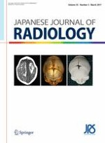 Japanese Journal of Radiology 3/2017