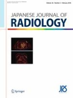Japanese Journal of Radiology 2/2018