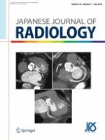 Japanese Journal of Radiology 7/2018