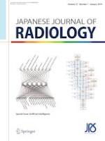 Japanese Journal of Radiology 1/2019