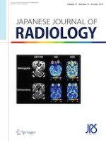 Japanese Journal of Radiology 10/2019