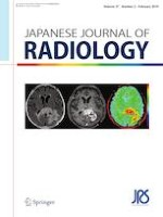 Japanese Journal of Radiology 2/2019