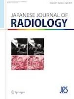 Japanese Journal of Radiology 4/2019